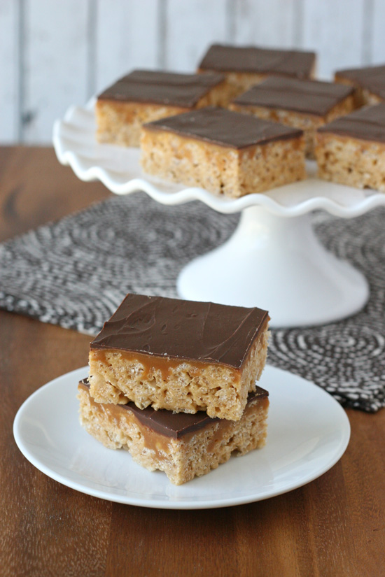 Whatchamacallit Krispie Treats - image #789064 by marco_ab on Favim ...