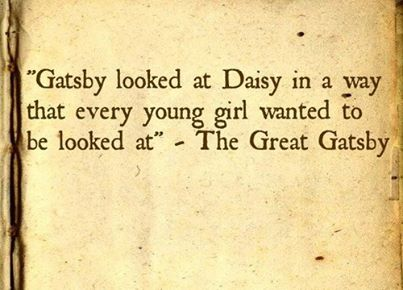 Quotes About Love In The Great Gatsby : Great Gatsby Quotes About Love. QuotesGram