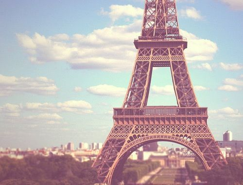 eiffel tower, love, paris