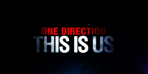 movie trailer, OMG, this is us, one direction