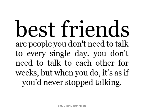 Quote Best Friend Girl : Quotes about best friends girl quotesgram
