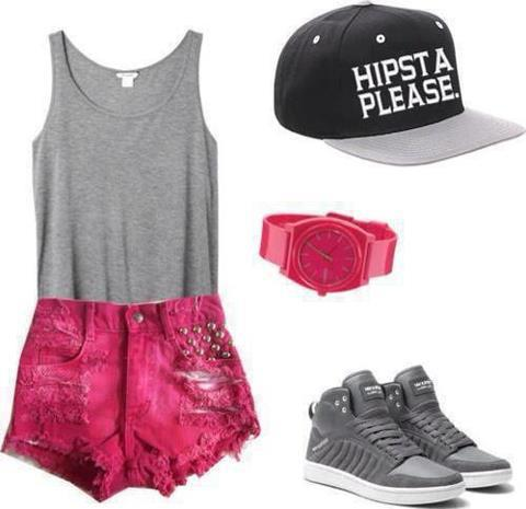 Hipster Girl Outfits Polyvore   via Facebook ...