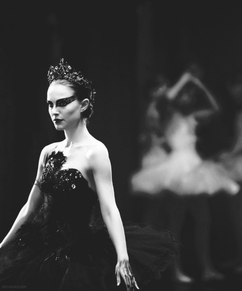 beautiful, black and white, black swan, dance, dancing, movie, natalie portman, nina