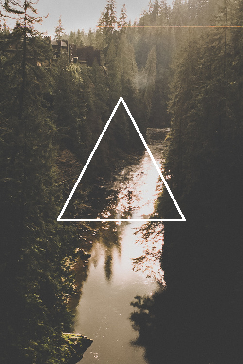hipster triangle tumblr - photo #36