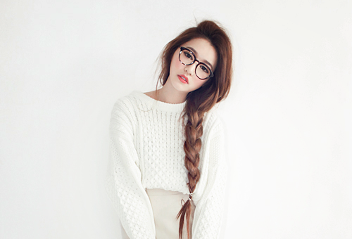 Korean fashion photography tumblr