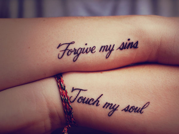 god quotes about life tattoos - photo #20