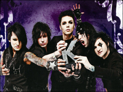 Bvb Black Veil Brides Wallpaper Image 799856 By