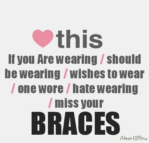 Braces Quotes: Via Tumblr - Image #801675 By Marco_ab On Favim.com