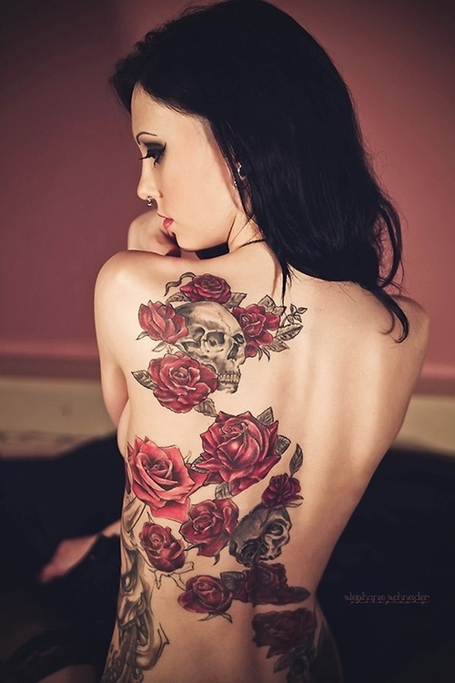 Photography nude women tattoos, poren xl girls