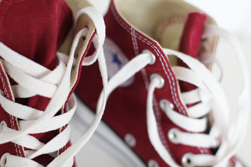 all star, beautiful, converse, cool, cute, fashion, girl, photography, pretty, red, shoes, sneakers, style, white