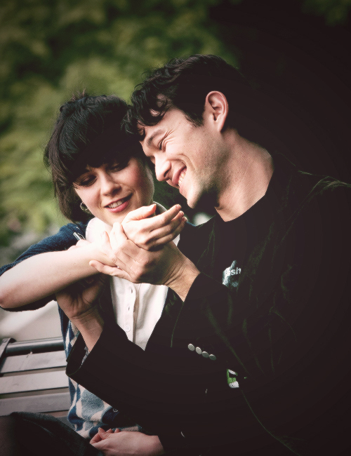500 days of summer, couple, cute and love