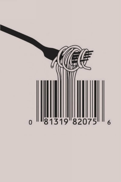 Bar code food image 820608 by arakan on for Barcode food