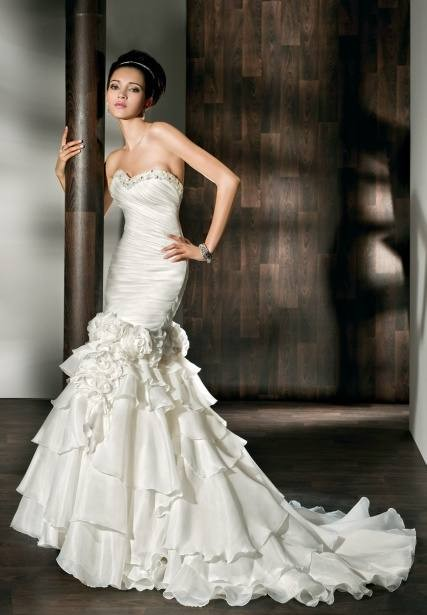 2 in 1, beach wedding dresses, beautiful and beauty