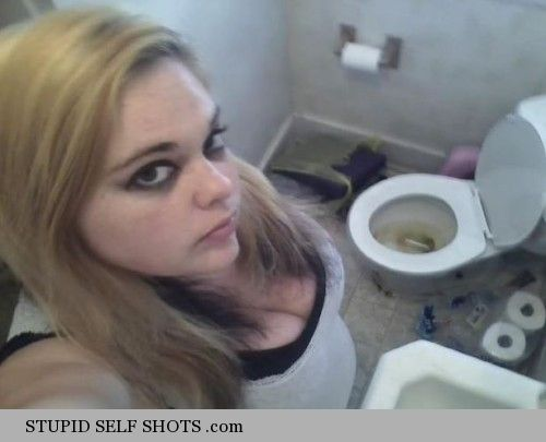 Self shot on toilet masturbation teen mobile