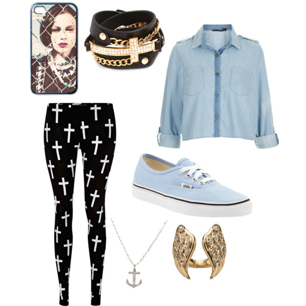 Outfit 6 - Polyvore - image #833096 by arakan on Favim.com