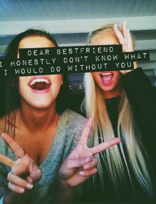 Quotes About Best Friends Being Like Sisters Tumblr : Best friends via tumblr image by arakan on