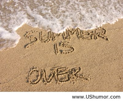 End Of Summer Quotes Sayings Messages Wallpapers
