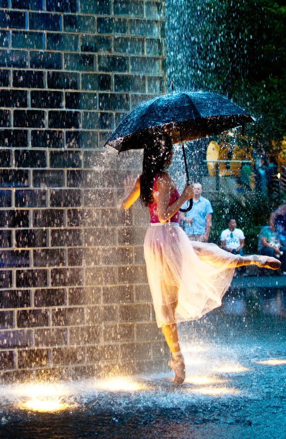 Let It Rain , Dancing in the rain - image #841947 by ...
