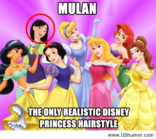 Think, that disney princess funny