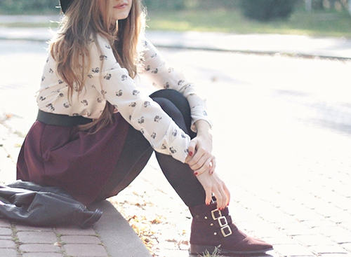 fille, fashion, liberty