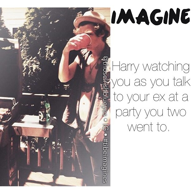 One Direction Imagines Harry