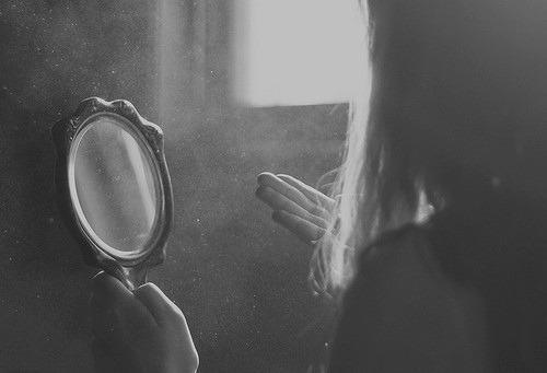 Photography mirror via tumblr image 848455 by kristy for Miroir tumblr