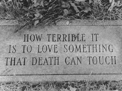 Quotes About Love Death : tumblr quotes about death Quotes