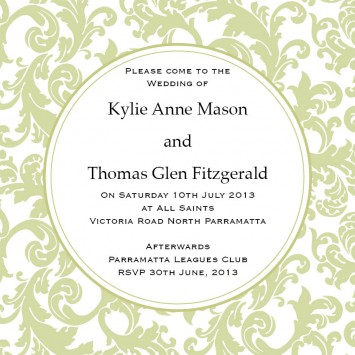 Wedding Invitations Online | Wedding Invitations