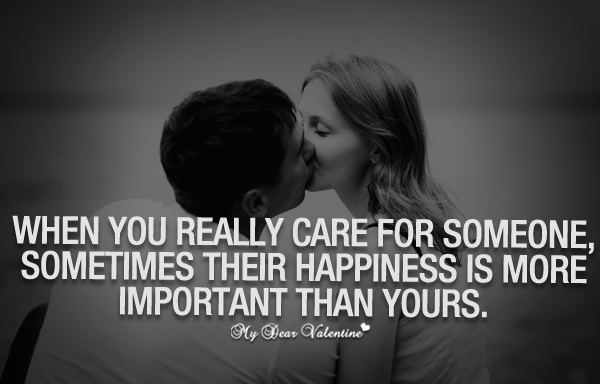 cute i like you quotes for her
