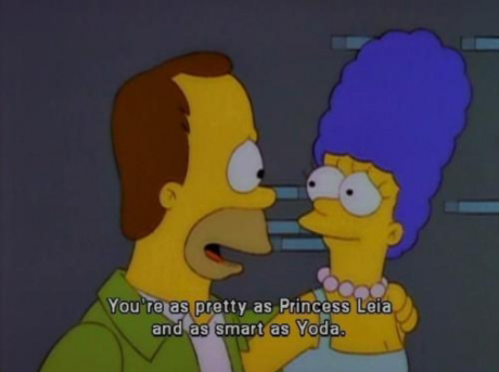 cute, homer, life and love