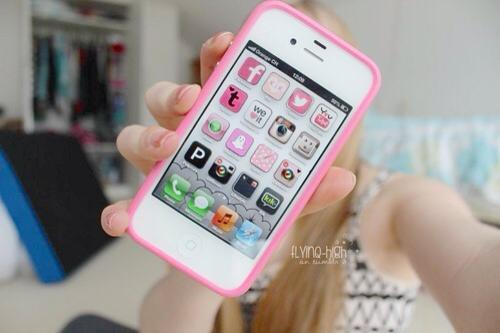 instagram, iphone, pink, we heart it, white, facebook. perfect