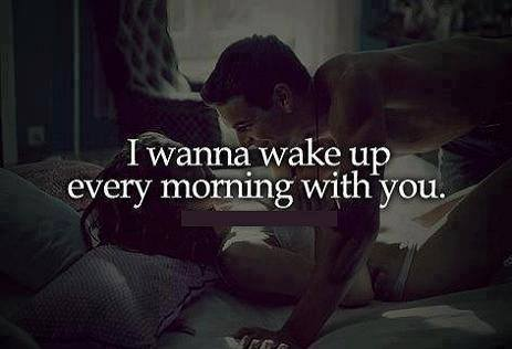 Love Quotes For Him To Wake Up To : ... love, lovely, mario casas, morning, photography, quotes, sweet, text