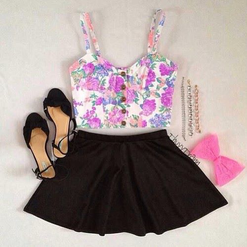 Cute girly clothing
