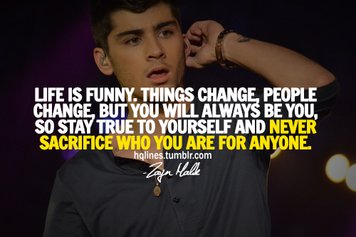 Inspirational One Direction Quotes: One Direction Quotes About Life. QuotesGram