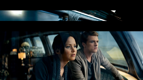 thg, peeta mellark, trailer, catching fire, katniss everdeen, peeniss, cf
