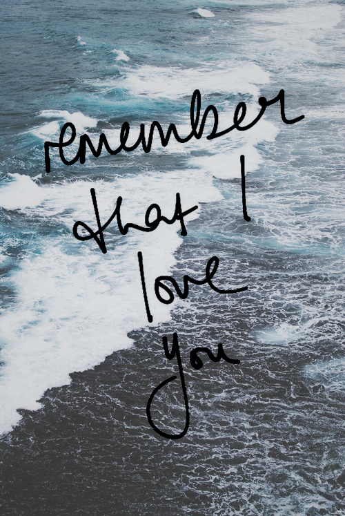 i love you quote photography