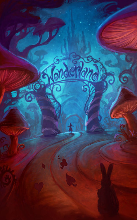 alice in wonderland | Tumblr - image #869221 by awesomeguy ...
