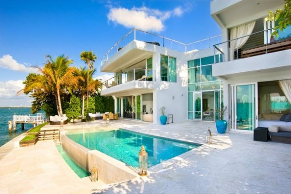 52 week building and design challenges 36 37 for Pool design miami