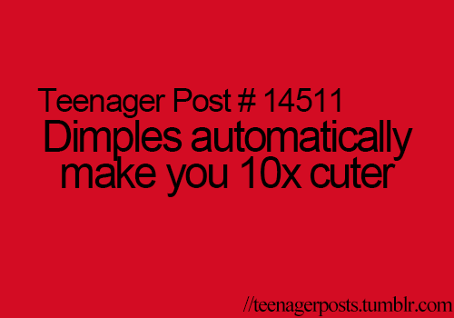 Beauty Dimples Quotes Quotesgram