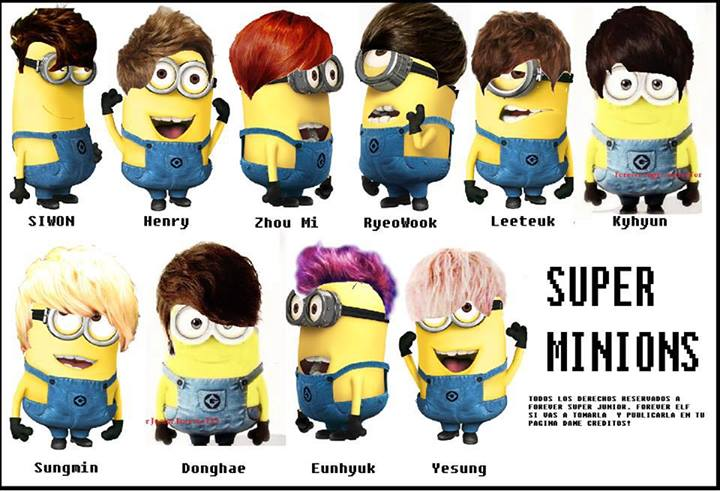 Despicable Me Minions Saying Papoy Original size of image...