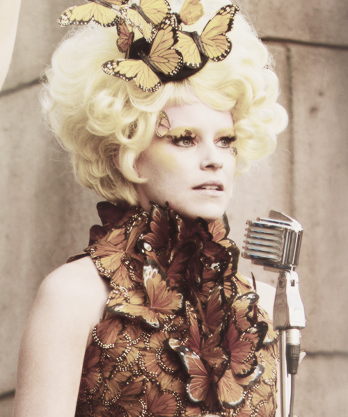 I love her, catching fire, cry, woman, effie, swag, new trailer
