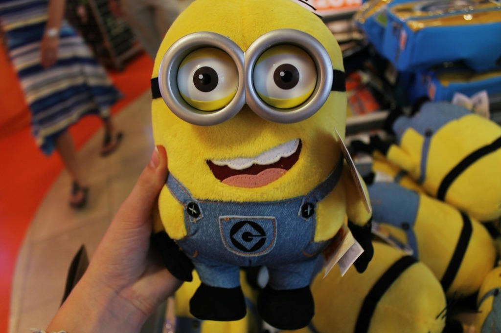 Cute justin bieber minions movie one direction despicable me 2
