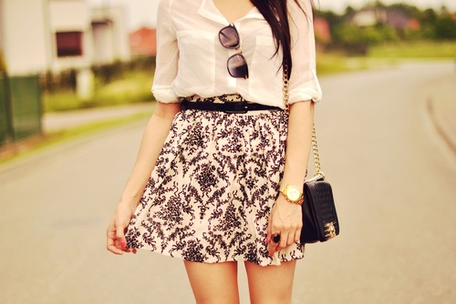 Girly outfits style fashion love image 879439 Vintage fashion style tumblr