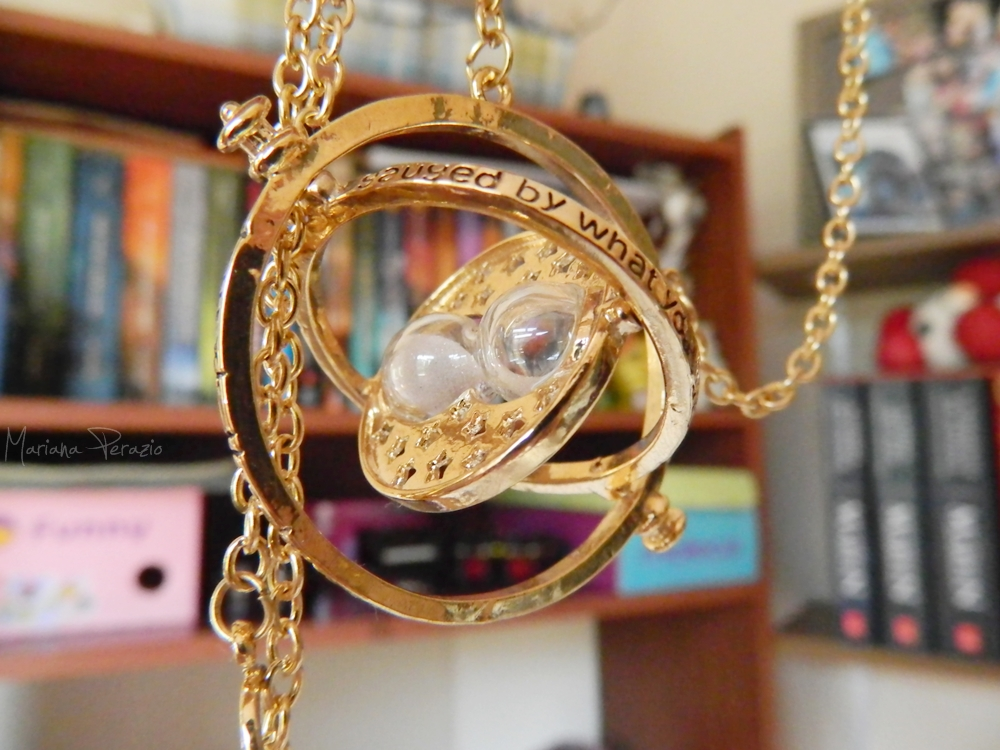 books, harry potter, hermione granger and time turner