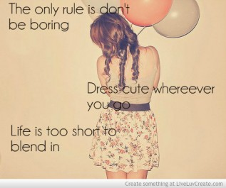 cute, fashion, quote, true