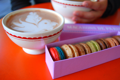 art, california, coffee and color