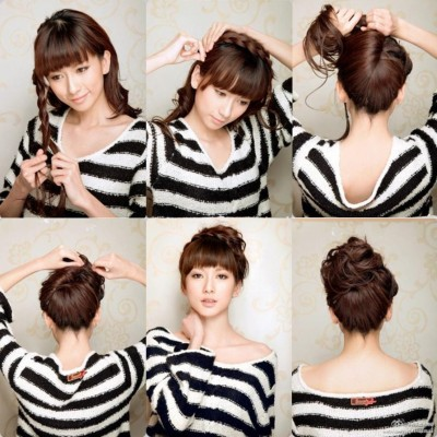 Surprising Quick Hairstyles For A Wet Hair Bun With Image 889749 By Hairstyle Inspiration Daily Dogsangcom