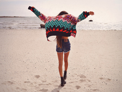 adorable, beach, beautiful, fashion, girl, hipster, indie, paradise,
