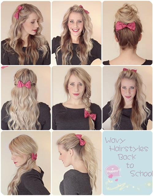 Top 9 ombre hairstyles for back to school image 891870 by