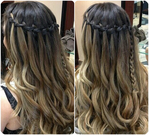 Top 9 Ombre Hairstyles For Back To School Image 891881 By